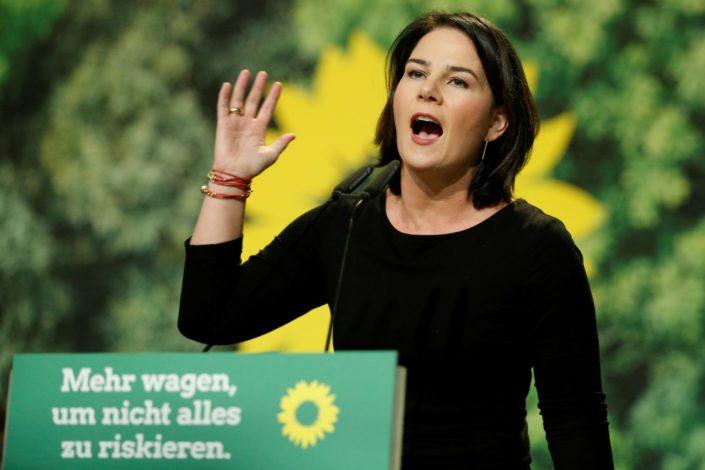 Politička revolucija u Nemačkoj, Zeleni postali najjača stranka u zemlji