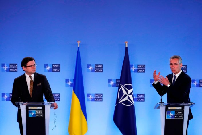 Stoltenberg: NATO će odlučivati o prijemu Ukrajine, a ne Moskva