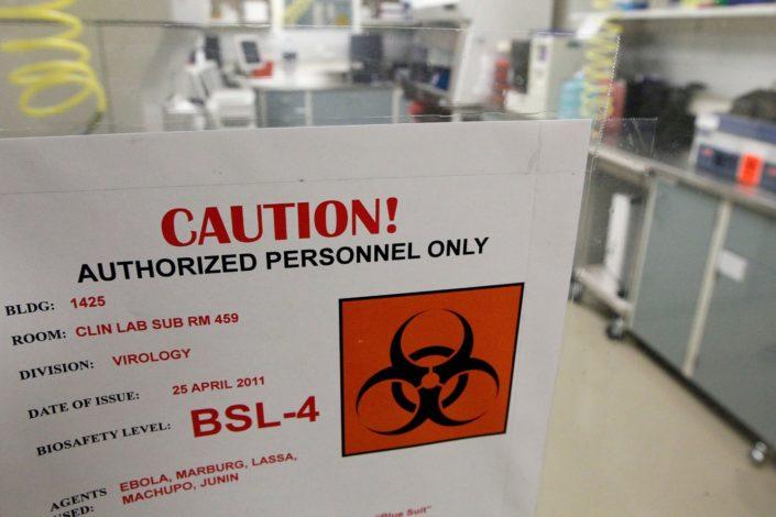 Rusija i Kina u obruču biolaboratorija SAD