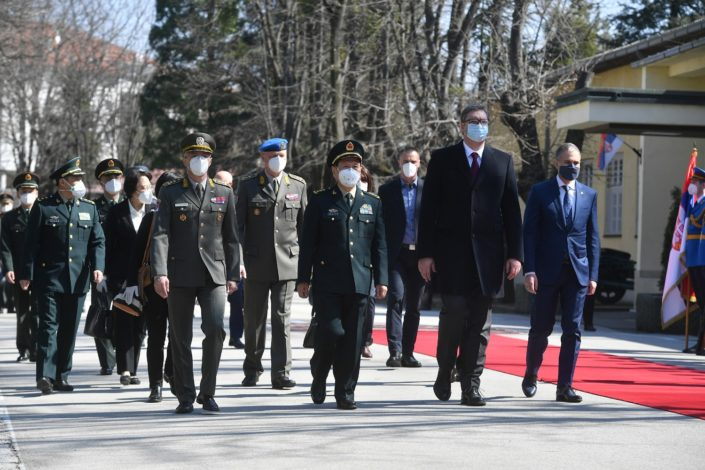 Novi balkanski poredak