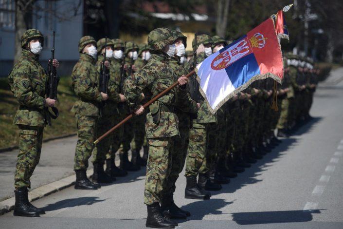 Stefanović: Ako vratimo vojni rok, biće šest meseci i neće se svoditi na čišćenje kasarni