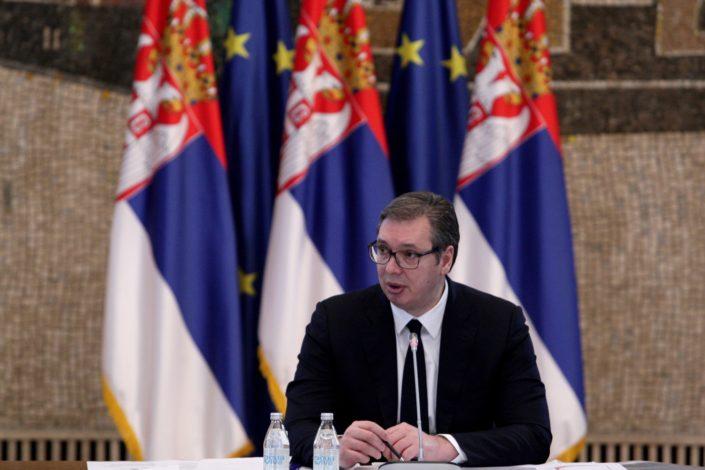Vučić: EU nas nikad neće prihvatiti za člana, čak ni ako ispunimo sve uslove