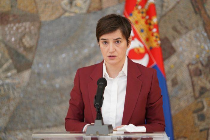 Brnabić: Srbija će investirati 787 miliona evra u Republiku Srpsku