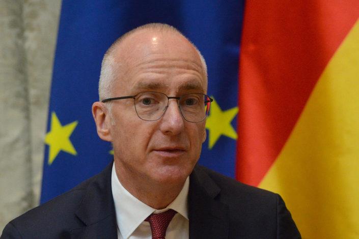 Niz reakcija na skandaloznu izjavu nemačkog ambasadora u Srbiji