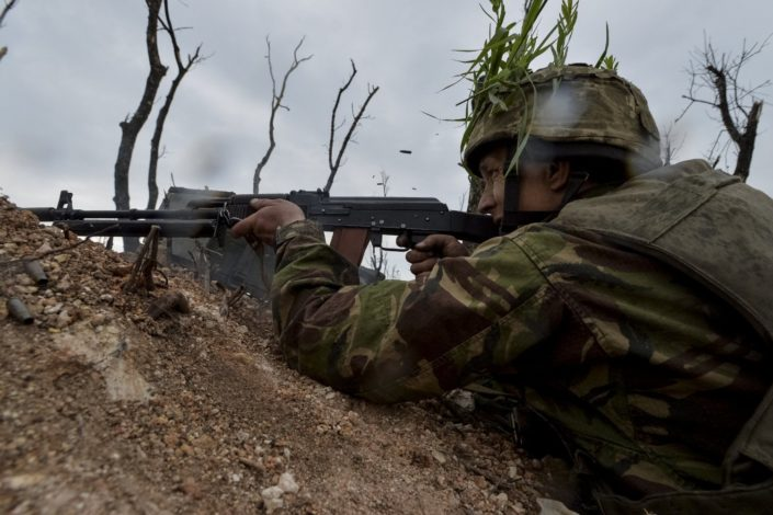 Jesu li Ukrajina i Rusija pred ratom?