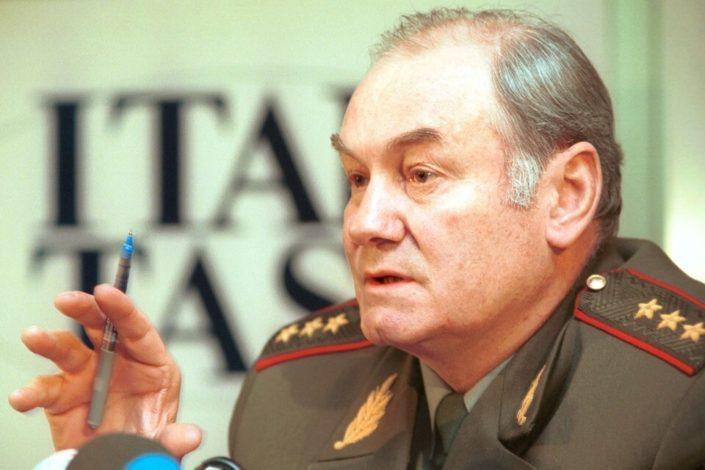 General L. Ivašov: SAD dale zeleno svetlo Albancima za vojnu bazu