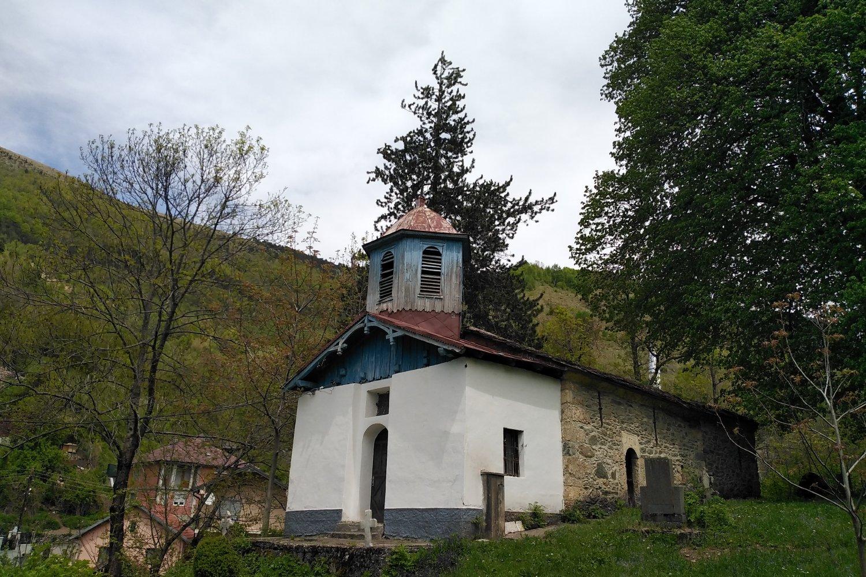 Црква Светог Ђорђа 1 (Фото: Јања Гаћеша/Нови Стандард)