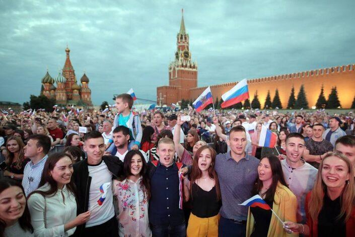 Aleksandar Đokić: Tri slike iz Rusije