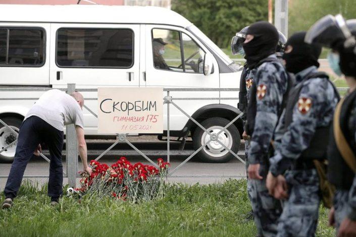 Teroristički napad u školi u Kazanju, Putin izdao hitno naređenje