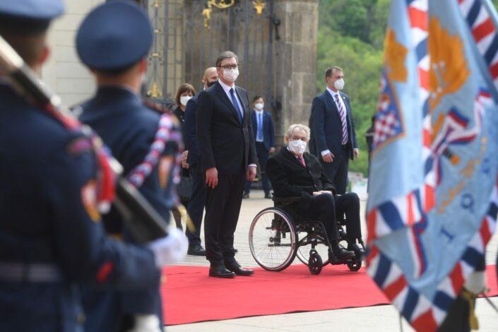 Zeman: Izvinjavam se za bombardovanje SRJ, molim srpski narod za oprost