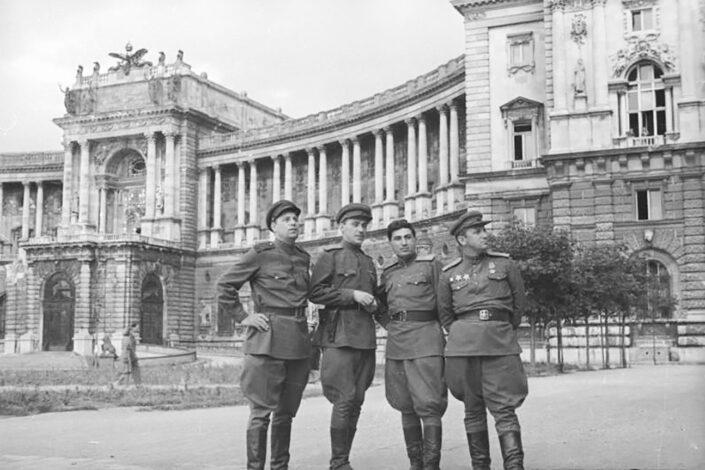 Dan pobede u Austriji – Beč u romansi s Rusima