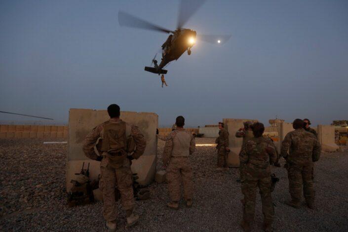 Zašto Amerikanci beže iz Avganistana?