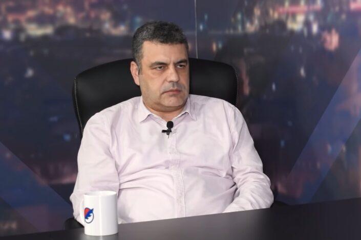 """Slobodan Vladušić: """"Omama"""" je triler o sudbini Crnjanskog"""