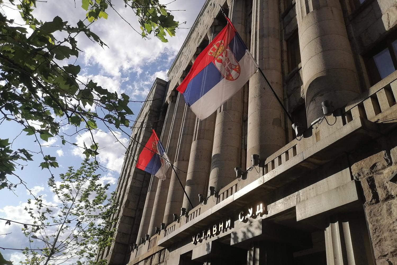Zgrada Ustavnog suda Srbije (Foto: Radomir Jovanović/Novi Standard)