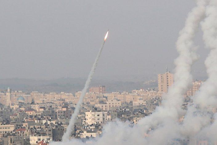 Nema mira na Bliskom istoku, Izrael i Hamas nastavili raketne udare