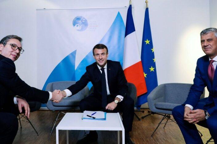 Postoji li perfidni francuski plan za Kosovo