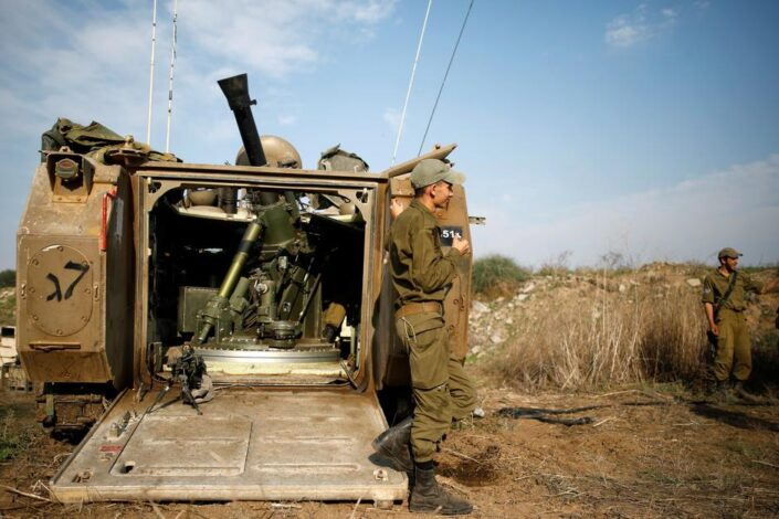 Izrael gomila trupe na granici sa Gazom