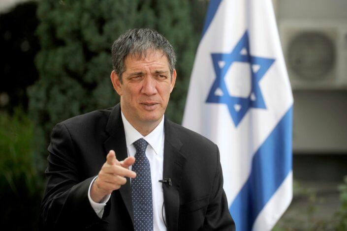 """Ambasador Izraela se izvinio zbog komentara koji je Selaković nazvao """"bezobrazlukom"""""""