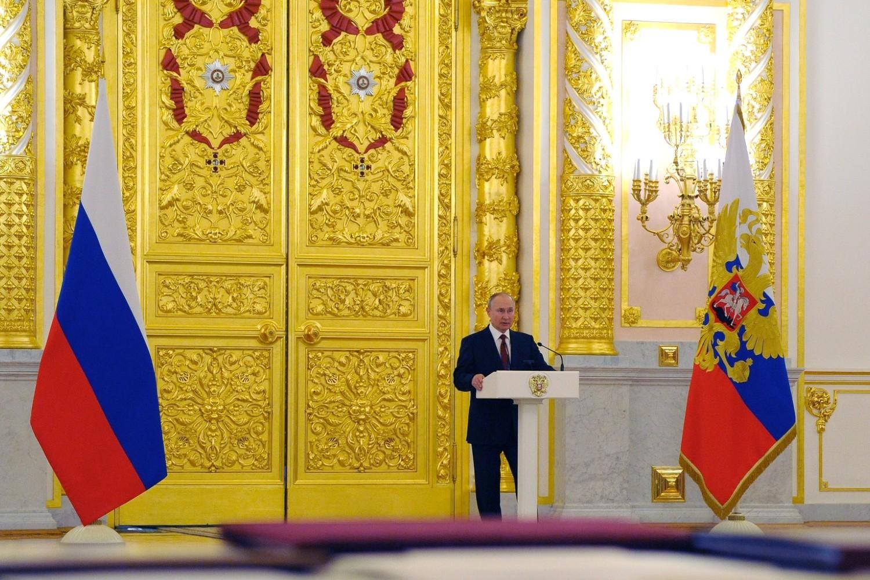 Predsednik Rusije Vladimir Putin (Foto: kremlin.ru)