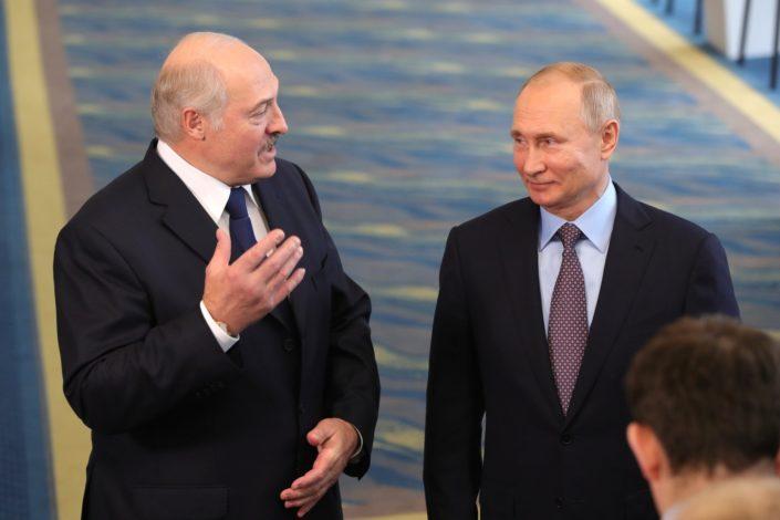 Kako je zavera protiv Lukašenka zbližila Rusiju i Belorusiju