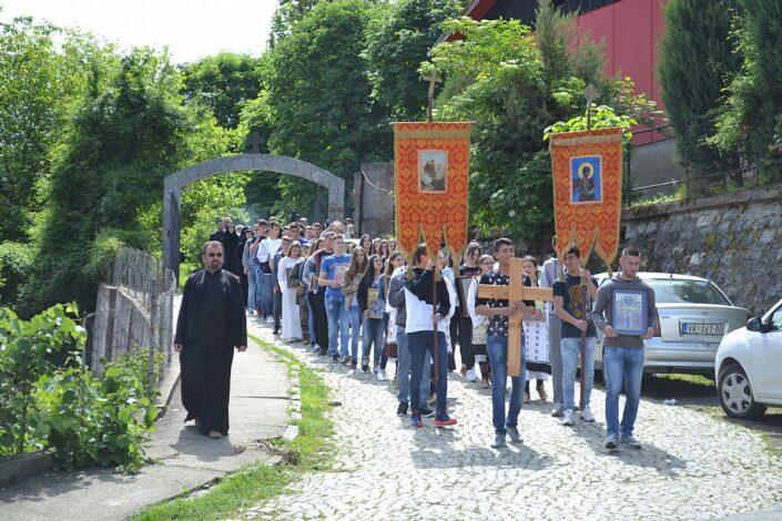 Surdulički mučenici: Stradanje mitropolita Vikentija Krdžića