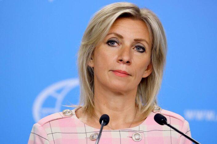 Zaharova: Amerika treba sama sebi da uvede sankcije zbog Jugoslavije