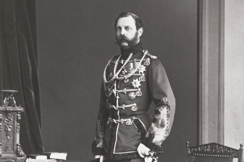 "Sergej Lavovič Levicki, ""Imperator Aleksandar II"", 1860. (Foto: Wikimedia)"