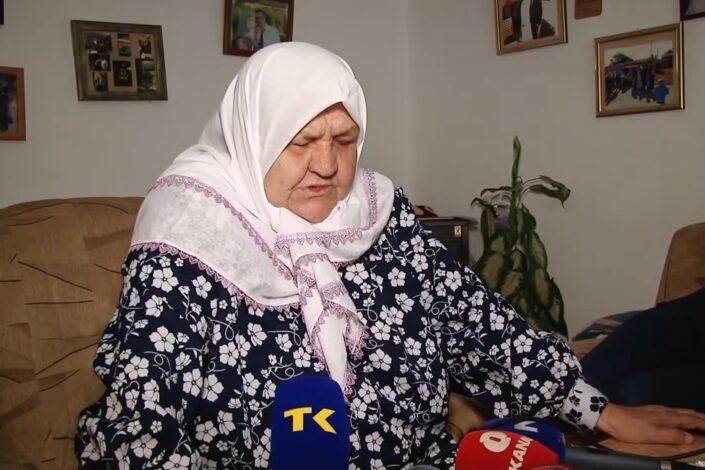 Starica u čijem dvorištu je srušena crkva završila u bolnici