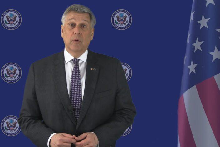 Američki ambasador: Istorija ne počinje dolaskom Kurtija na vlast