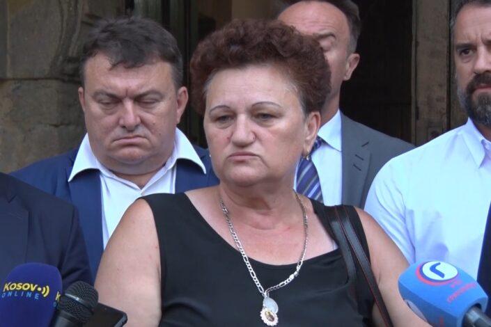Dragica Gašić, jedina srpska povratnica u Đakovici, trpi torturu
