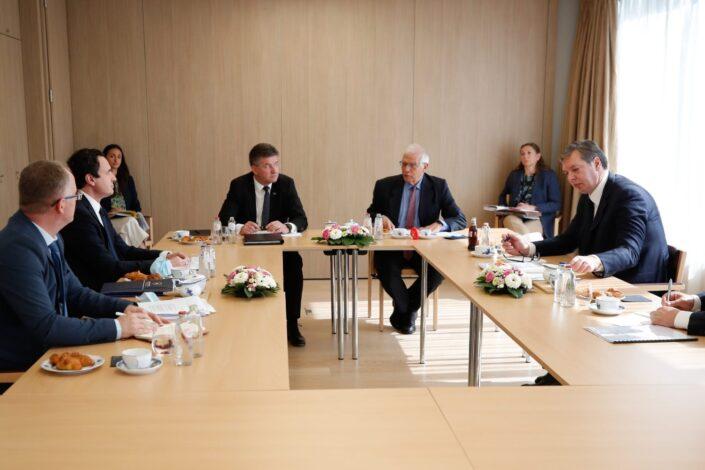 Propali pregovori: Neće biti sastanka Vučić-Kurti