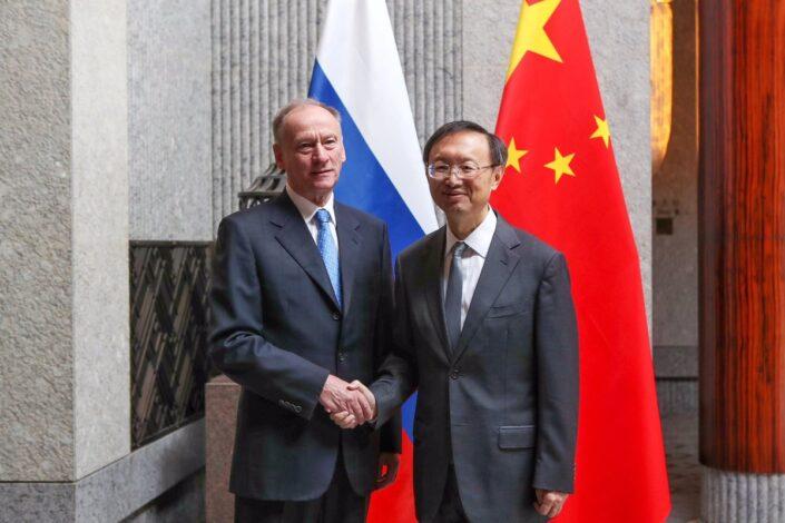 Rusija i Kina crtaju mapu novog svetskog poretka