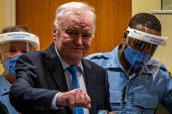 Generalu Ratku Mladiću potvrđena doživotna robija od strane Haškog tribunala