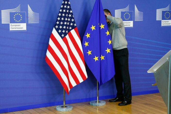 Združeni udar na Kinu: SAD i EU formirale grupu za tehnološke standarde