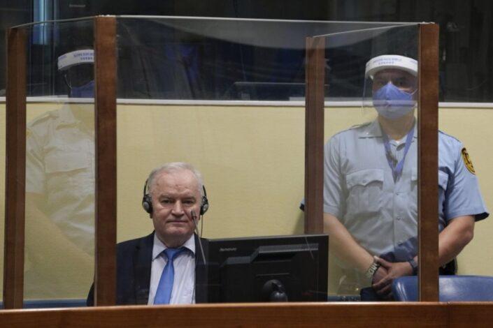 Reakcije na presudu generalu Ratku Mladiću