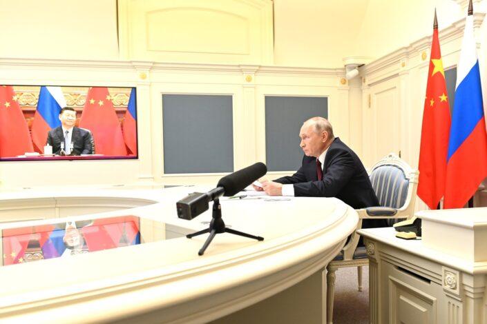 Putin i Si produžili Sporazum o strateškom partnerstvu Rusije i Kine