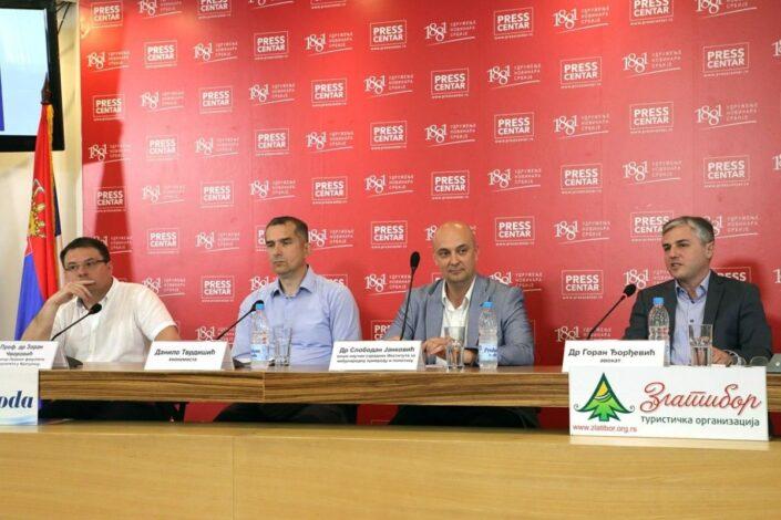 Održana tribina Za odbranu Ustava Republike Srbije