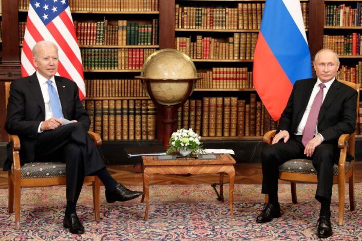 Završen sastanak u Ženevi; Putin: Nemam iluzija o SAD i Bajdenu