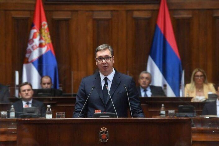 Vučić o KiM: Ne vidim kompromis, ali nisam za zamrznuti konflikt