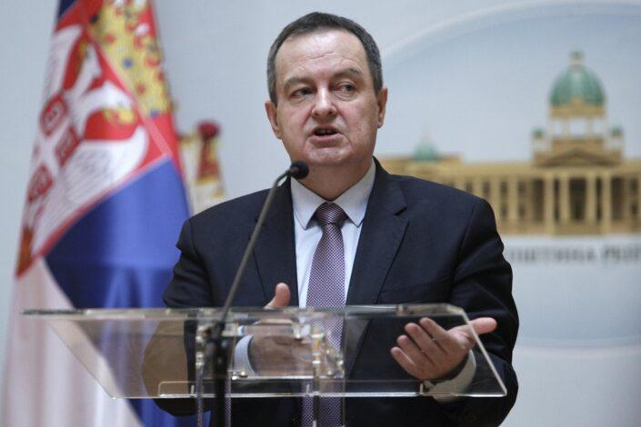 Dačić objasnio zašto je Srbija ćutala o pregovorima talibana u Beogradu