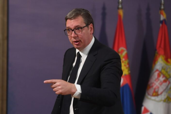 Vučić: Podgorica nas molila za vakcine, pa ih dala tzv. Kosovskim bezbednosnim snagama