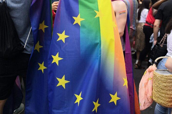 Dojče vele: Bezbojni samit EU u bojama duge