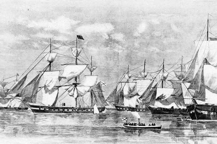 Kako su Rusi 1863. spasili Ameriku