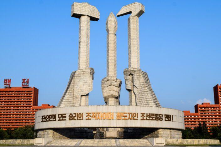 B. Nad: Severna Koreja – geopolitički pion koji to nije