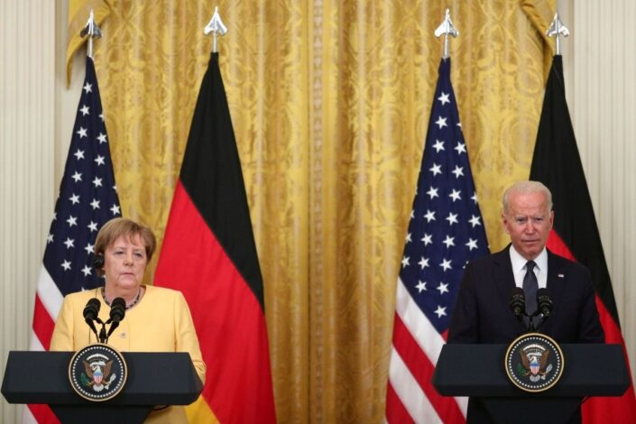 Dojče vele: Ko je (ne)zadovoljan dogovorom Nemačke i SAD oko Severnog toka 2