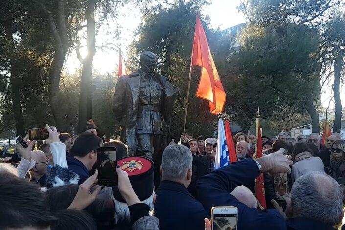 Veličanje Tita uzburkalo političke duhove u Crnoj Gori