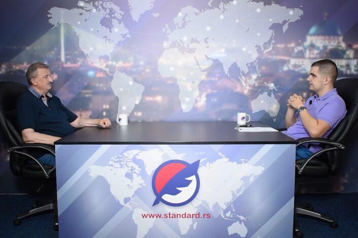 Ljuban Karan: Srbija je ugrožena, moramo jačati službe bezbednosti