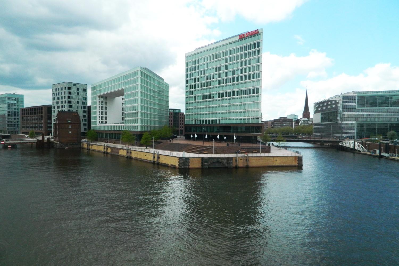 Upravna zgrada Špigla u Hamburgu (Foto: Wikimedia/Panoramio/hh oldman, CC BY 3.0)