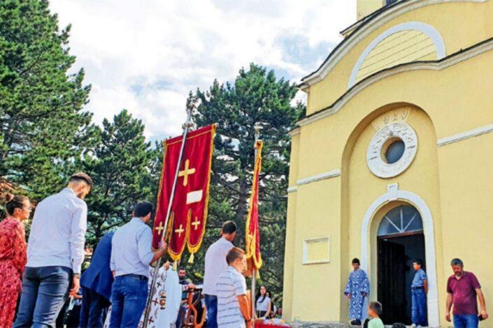 Ž. Rakočević: Metohijska ostrva slobode