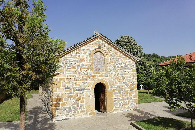 Manastir Zočište (Foto: Radomir Jovanović/Novi Standard)